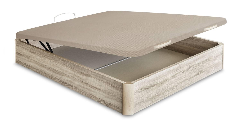 Canap abatible madera elaxprem for Canape abatible madera