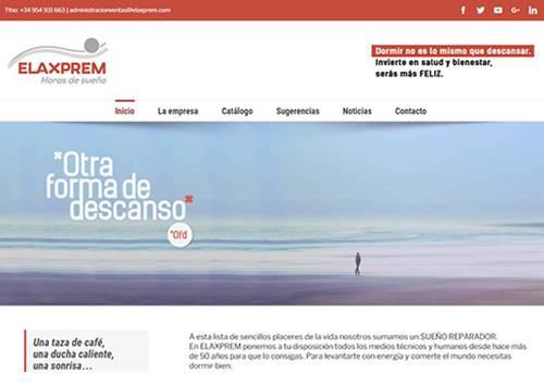 pagina-web-elaxprem
