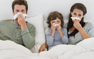 Las alergias dificultan el descanso
